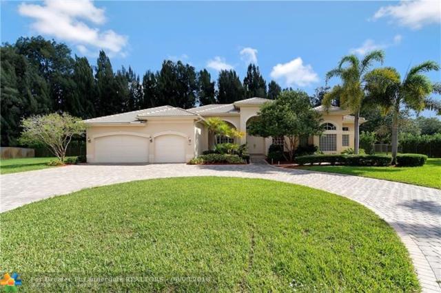 3415 Belmont Ter, Davie, FL 33328 (MLS #F10135438) :: Green Realty Properties