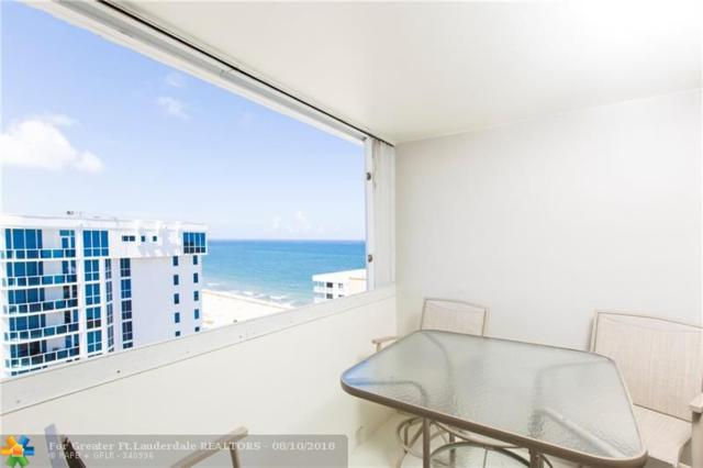 1000 S Ocean Blvd Phj, Pompano Beach, FL 33062 (MLS #F10135456) :: Green Realty Properties