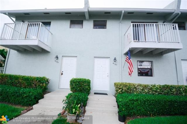 4137 NE 21st Ter #4137, Lighthouse Point, FL 33064 (MLS #F10135628) :: Green Realty Properties