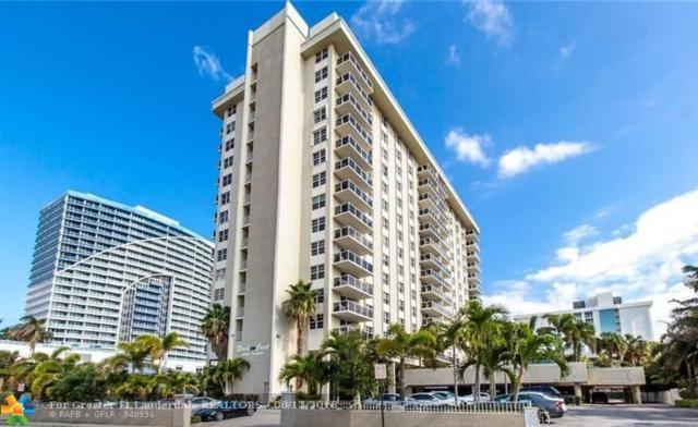 336 N Birch Rd 16-A, Fort Lauderdale, FL 33304 (MLS #F10135863) :: Green Realty Properties