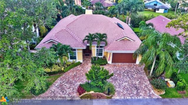 3801 Lancewood Dr, Coral Springs, FL 33065 (MLS #F10136025) :: Green Realty Properties