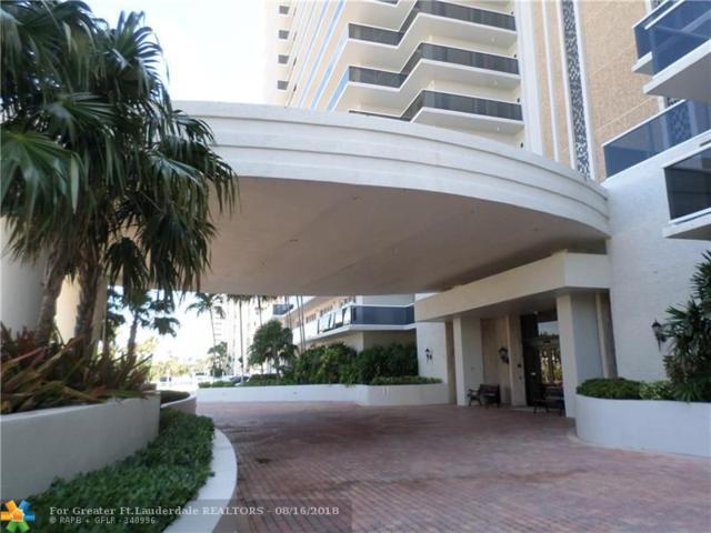 3500 Galt Ocean Dr #416, Fort Lauderdale, FL 33308 (MLS #F10136503) :: Green Realty Properties