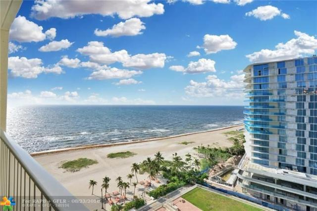 750 N Ocean Blvd #1905, Pompano Beach, FL 33062 (MLS #F10136943) :: Green Realty Properties
