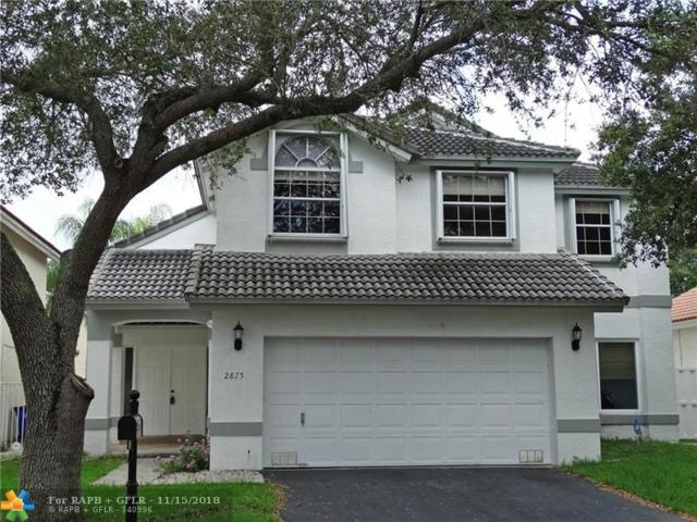 2875 NW 69th Ave, Margate, FL 33063 (MLS #F10137253) :: Green Realty Properties