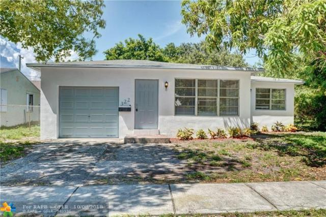 322 SW 14th St, Dania Beach, FL 33004 (MLS #F10137626) :: Green Realty Properties