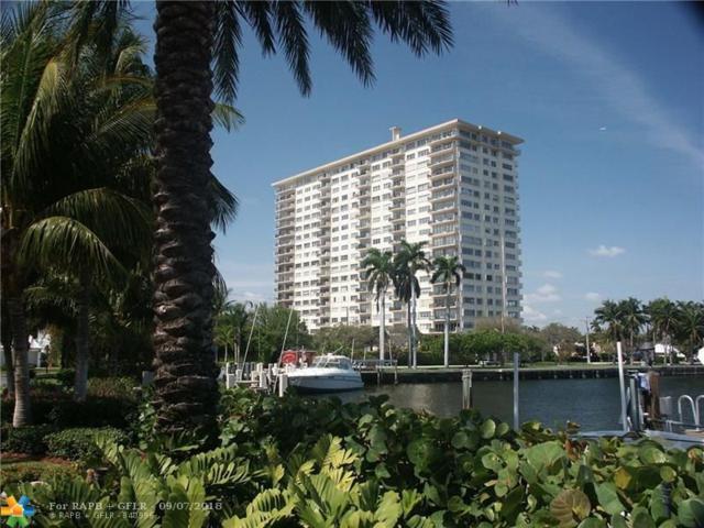 2500 E Las Olas Blvd #707, Fort Lauderdale, FL 33301 (MLS #F10137954) :: Green Realty Properties