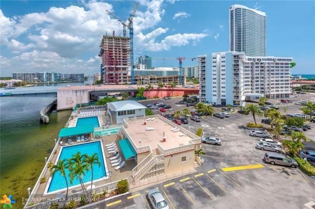 1817 S Ocean Dr #1023, Hallandale, FL 33009 (MLS #F10138164) :: Green Realty Properties