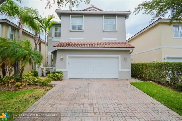 1125 Satinleaf St, Hollywood, FL 33019 (MLS #F10138390) :: Green Realty Properties