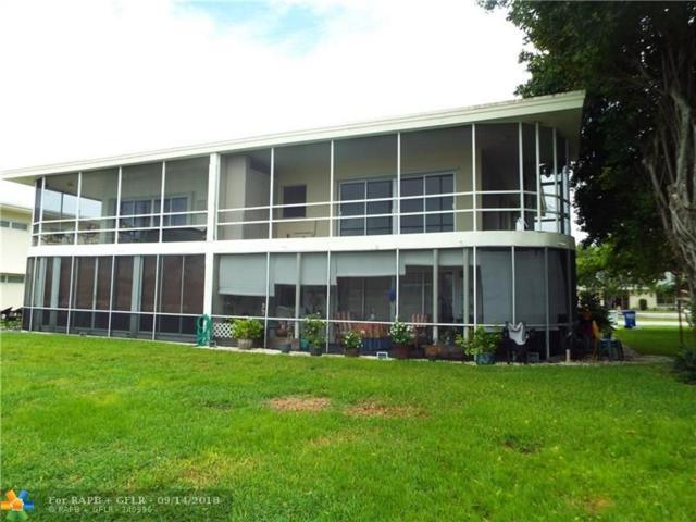 1401 SE 9th Ave #2, Pompano Beach, FL 33060 (MLS #F10138402) :: Green Realty Properties