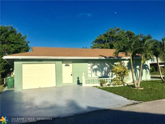 7608 NW 72nd Ter, Tamarac, FL 33321 (MLS #F10138714) :: Green Realty Properties