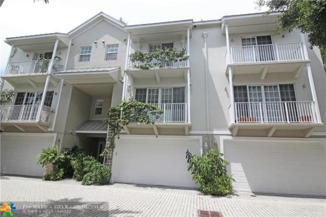 2685 NE 9th Ave #8, Wilton Manors, FL 33334 (MLS #F10138802) :: Green Realty Properties