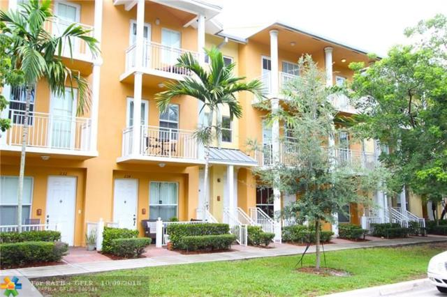 240 SW 14th Ave #240, Fort Lauderdale, FL 33312 (MLS #F10138813) :: Green Realty Properties