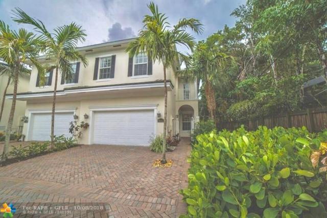 1125 N Victoria Park Rd ,, Fort Lauderdale, FL 33304 (MLS #F10138979) :: Green Realty Properties