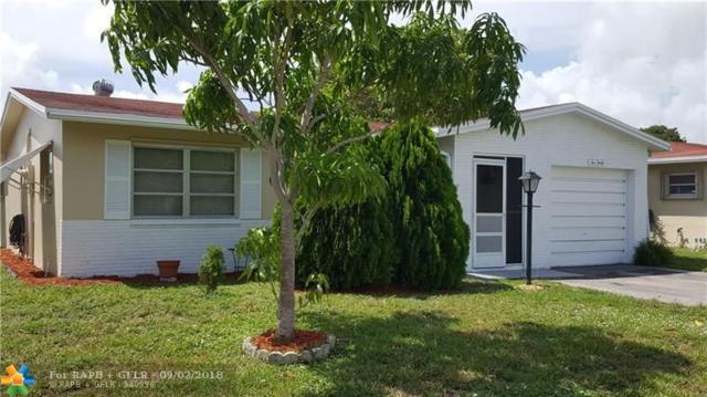 1030 NW 49th Ct, Deerfield Beach, FL 33064 (MLS #F10139130) :: Green Realty Properties