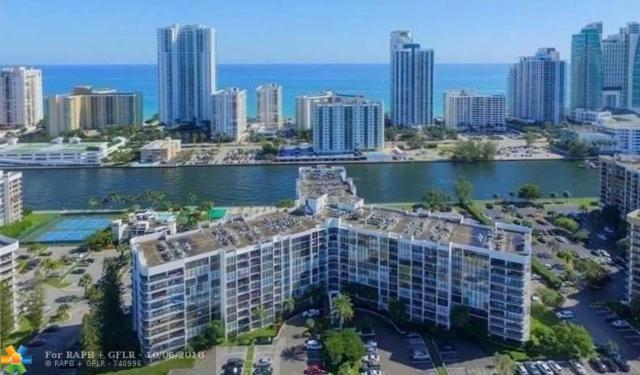 1000 Parkview Dr #602, Hallandale, FL 33009 (MLS #F10139375) :: Green Realty Properties