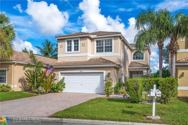 3869 NW 62nd Ct, Coconut Creek, FL 33073 (MLS #F10139465) :: Green Realty Properties