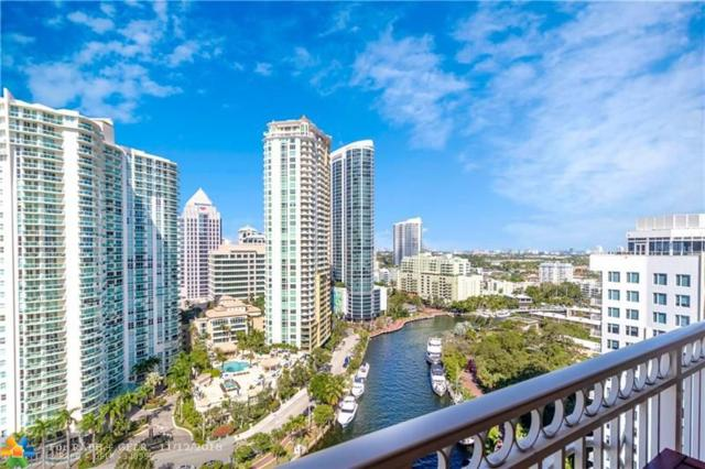 511 SE 5TH AVE #1902, Fort Lauderdale, FL 33301 (MLS #F10139837) :: Green Realty Properties