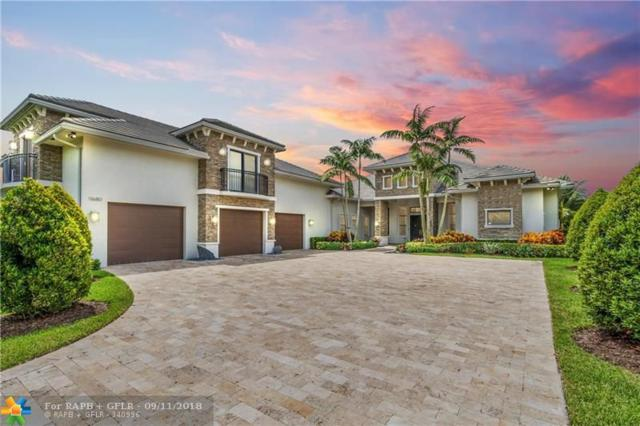 11680 SW 1st Ct, Plantation, FL 33325 (MLS #F10140344) :: Green Realty Properties