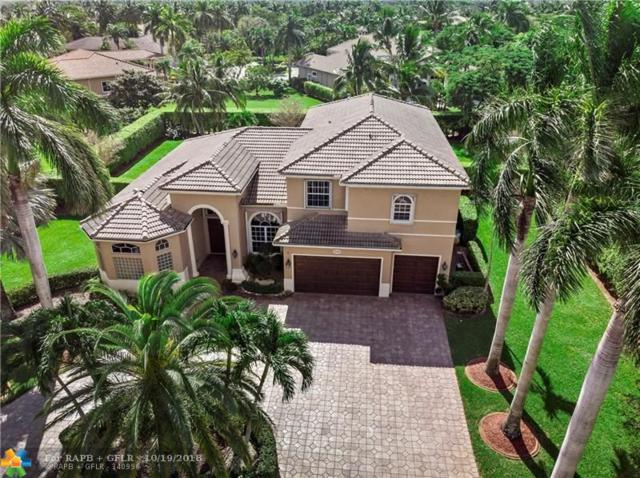 10162 NW 69th Mnr, Parkland, FL 33076 (MLS #F10140383) :: Green Realty Properties