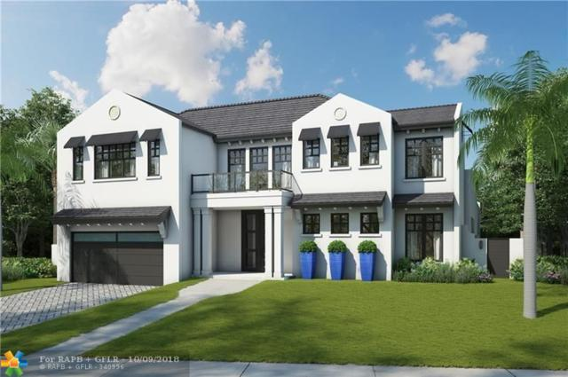 1017 S Rio Vista Blvd, Fort Lauderdale, FL 33316 (MLS #F10140420) :: Green Realty Properties