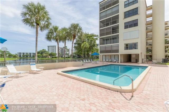 2307 S Cypress Bend Dr #305, Pompano Beach, FL 33069 (MLS #F10140441) :: Green Realty Properties