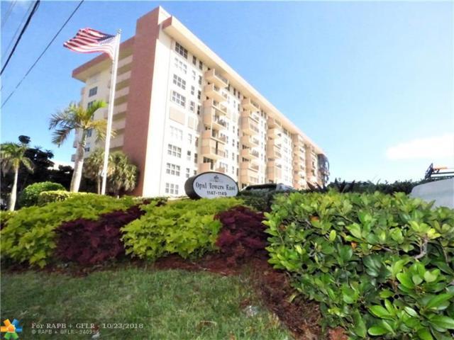1149 Hillsboro Mile #602, Hillsboro Beach, FL 33062 (MLS #F10140735) :: Green Realty Properties