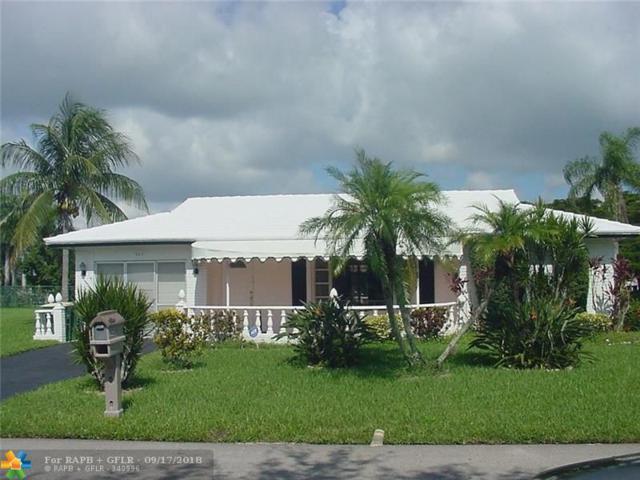 9415 NW 74th Pl, Tamarac, FL 33321 (MLS #F10140814) :: Green Realty Properties