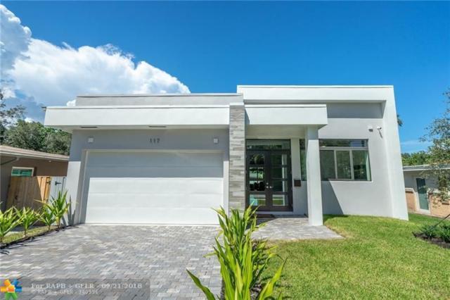 117 NE 21st Ct, Wilton Manors, FL 33305 (MLS #F10140832) :: Green Realty Properties