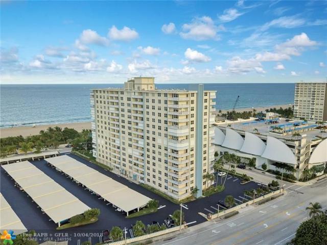 305 N Pompano Beach Blvd #212, Pompano Beach, FL 33062 (MLS #F10141025) :: Green Realty Properties