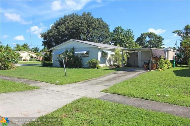 6700 NW 8th St, Margate, FL 33063 (MLS #F10141429) :: Green Realty Properties