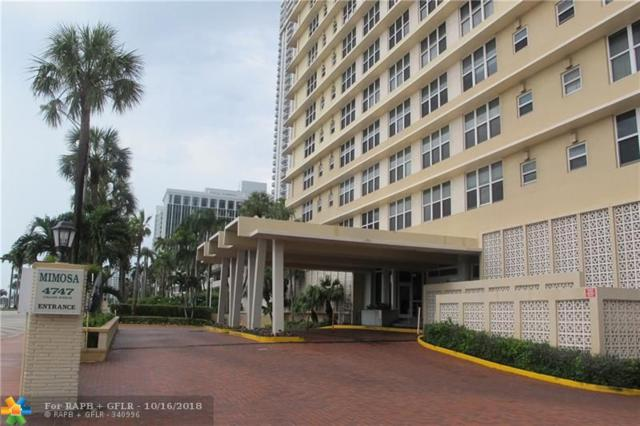 4747 Collins Ave #101, Miami Beach, FL 33140 (MLS #F10141535) :: Green Realty Properties