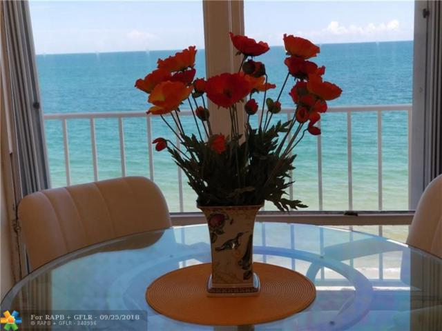 4100 Galt Ocean Dr #414, Fort Lauderdale, FL 33308 (MLS #F10141644) :: Laurie Finkelstein Reader Team