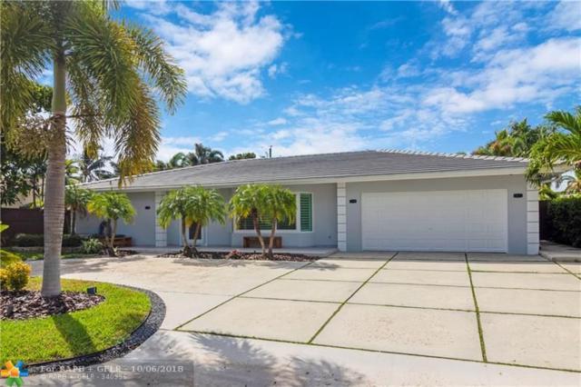 1720 NE 59th Ct, Fort Lauderdale, FL 33334 (MLS #F10141782) :: Green Realty Properties