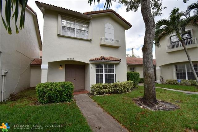 10857 NW 8th St #10857, Pembroke Pines, FL 33026 (MLS #F10141885) :: Green Realty Properties