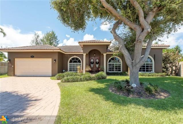 2547 NE 22nd Ter, Fort Lauderdale, FL 33305 (MLS #F10141926) :: Green Realty Properties