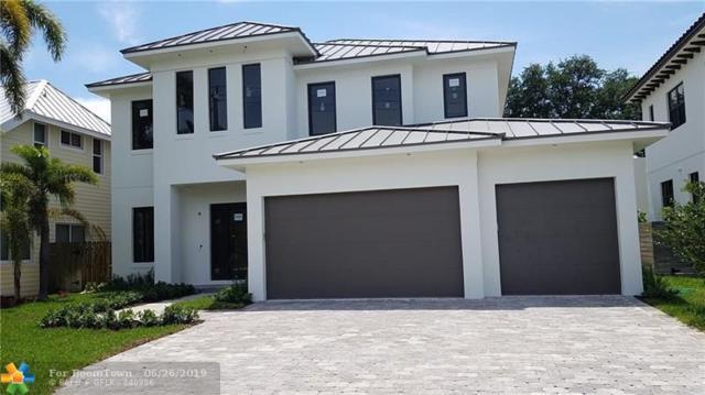 419 NE 13th Ave, Fort Lauderdale, FL 33301 (MLS #F10142104) :: Green Realty Properties