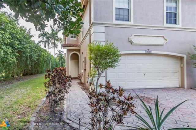 3548 Asperwood #3548, Coconut Creek, FL 33073 (MLS #F10142237) :: Green Realty Properties