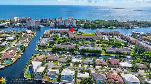 3150 NE 48th Ct #311, Lighthouse Point, FL 33064 (MLS #F10142513) :: Green Realty Properties