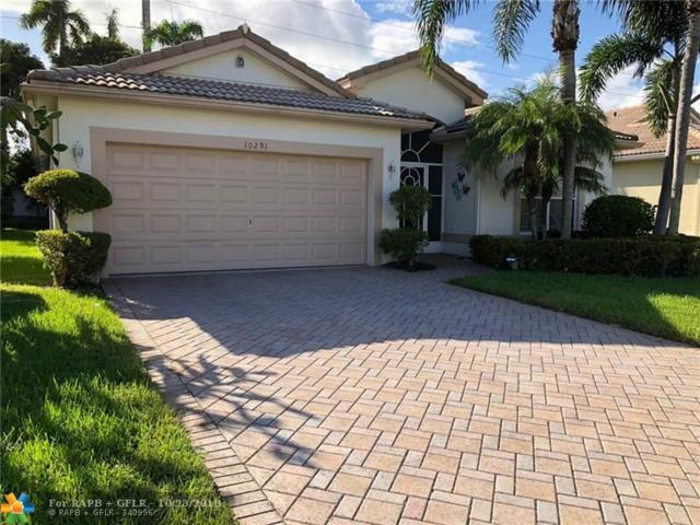 10291 Utopia Cir, Boynton Beach, FL 33437 (MLS #F10142932) :: Green Realty Properties
