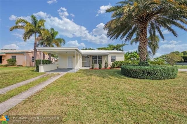 5340 NE 3rd Ave, Oakland Park, FL 33334 (MLS #F10143066) :: Green Realty Properties