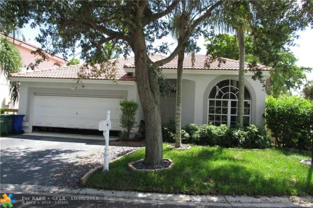 7950 NW 29th St, Margate, FL 33063 (MLS #F10143094) :: Green Realty Properties