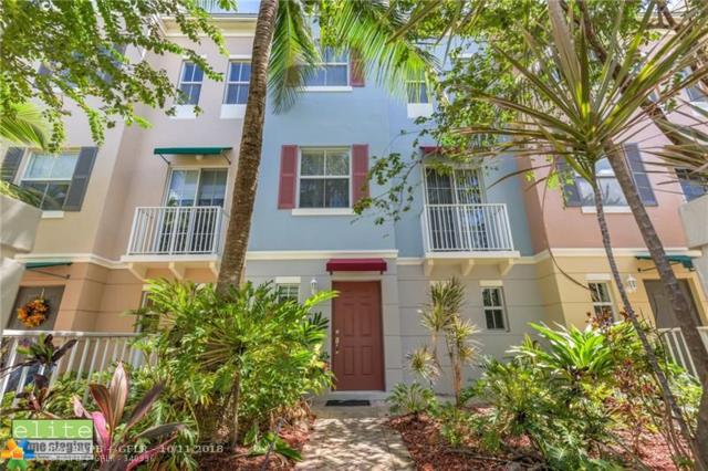 506 NE 7th Ave #1, Fort Lauderdale, FL 33301 (MLS #F10143208) :: Green Realty Properties