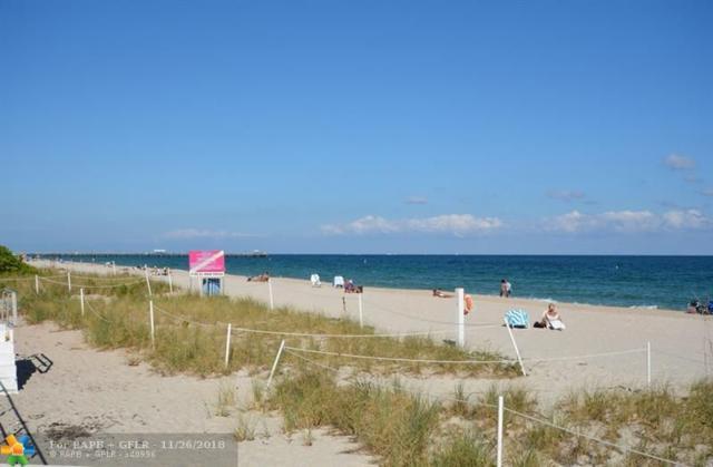 4050 N Ocean Dr #810, Lauderdale By The Sea, FL 33308 (MLS #F10143259) :: Green Realty Properties
