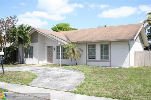 7401 Sw 13Th St, North Lauderdale, FL 33068 (MLS #F10143380) :: Green Realty Properties