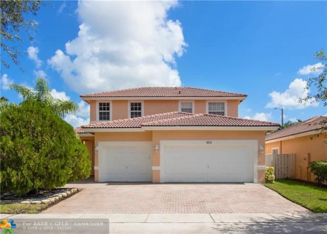 3033 SW 137th Ave, Miramar, FL 33027 (MLS #F10143437) :: Green Realty Properties
