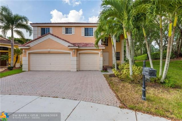 4002 Staghorn Ln, Weston, FL 33331 (MLS #F10143552) :: Green Realty Properties