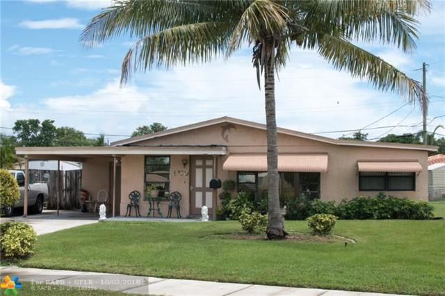 1710 NW 7th Ave, Pompano Beach, FL 33060 (MLS #F10143586) :: Green Realty Properties