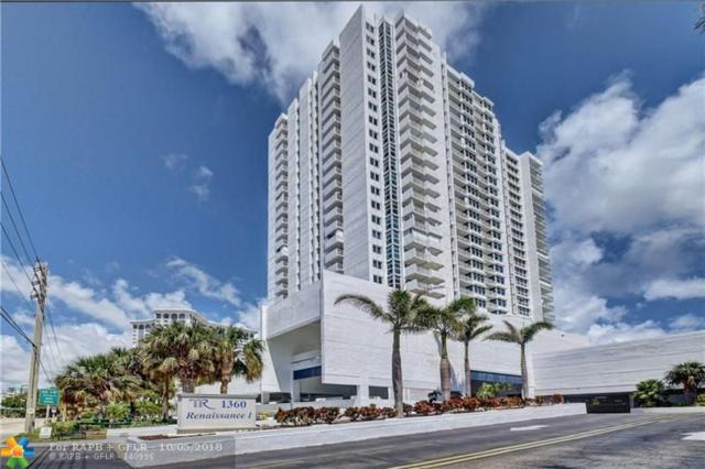 1360 S Ocean Blvd #2107, Pompano Beach, FL 33062 (MLS #F10143709) :: Green Realty Properties