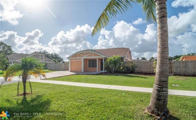 15716 SW 7th Pl, Sunrise, FL 33326 (MLS #F10143739) :: Green Realty Properties