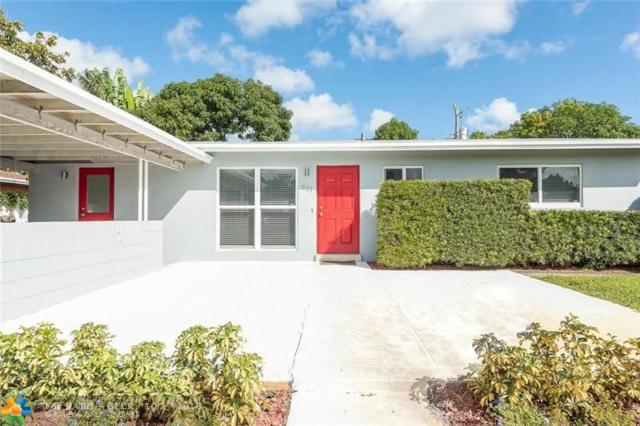 801 NW 29th Court, Wilton Manors, FL 33311 (MLS #F10143919) :: Green Realty Properties